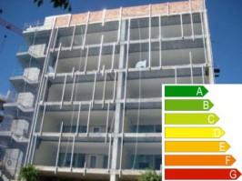 Etiqueta energética edificios nuevos