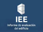 IEE, Informe Evaluación Edificio