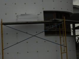 Sistema Aislamiento Térmico Exterior SATE-ETICS